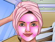 Barbie Maske Sürüyor ve güneşten, pislikten alerjilerden çıkan lekeleri silmeye çalışıyor. Silmek istediği bu lekeleri için bakım malzemeleri bulunan kahramanımıza sizde destek olarak bu ürünleri kullanmasına yardımcı olabileceksiniz. Umarım görevde başarı elde edebilirsiniz.  http://www.barbieoyunlar.net.tr/barbie-maske-suruyor.html