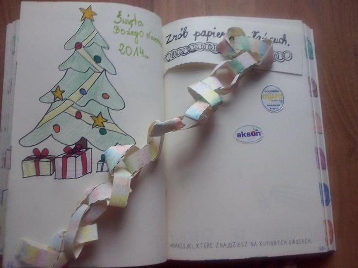 Podesłała Gocha Miska #zniszcztendziennikwszedzie #zniszcztendziennik #kerismith #wreckthisjournal #book #ksiazka #KreatywnaDestrukcja #DIY