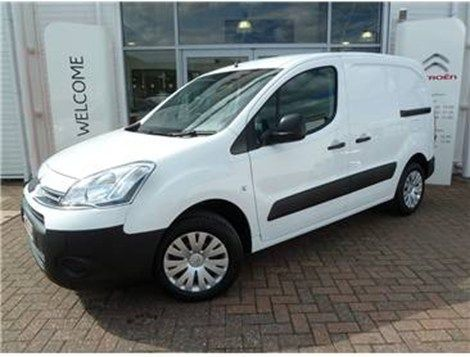 Hand Picked Manager Specials: 2015 CITROEN BERLINGO L1 DIESEL 1.6 HDI 625KG ENTERPRISE 75PS - £112 + VAT Per Month