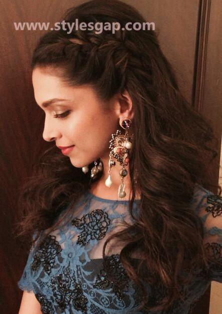 deepika padakoune hairstyles- Indian celebrities