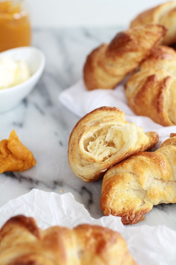 Homemade Croissants (with step-by-step photos) | Half Baked Harvest