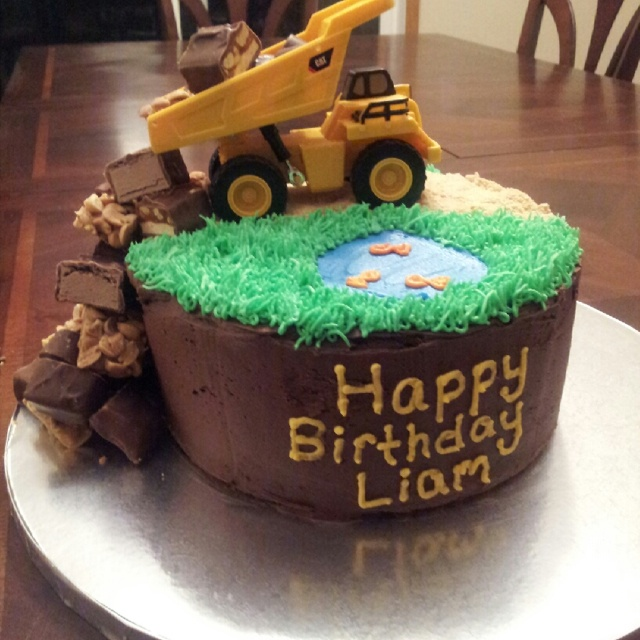 35 best Cars and truck cake ideas images on Pinterest Birthdays