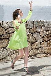 Haine Damă TopBMf - Topbmf Asymmetrical Dress Veil: Enigma - Dress to impress