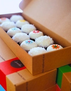 Sprinkles cupcakes - delivered to your door