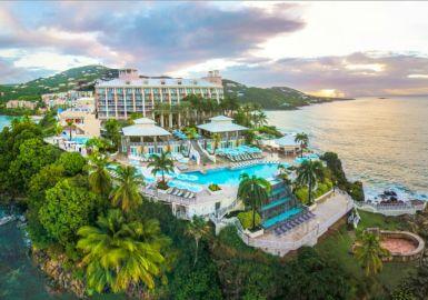 Review: Frenchman's Reef Resort & Morning Star Marriott Beach Resort on St. Thomas, USVI