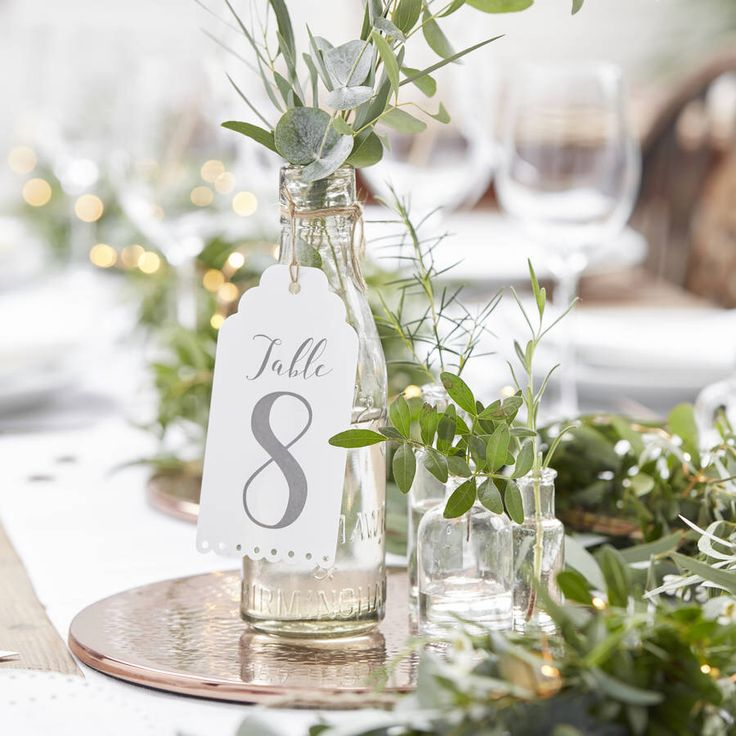 I've just found Large Luggage Tag Wedding Table Numbers. Stunning Table Numbers to create the perfect table set-up on your big day! Each number is printed onto a luggage tag complete with twine!. £2.99
