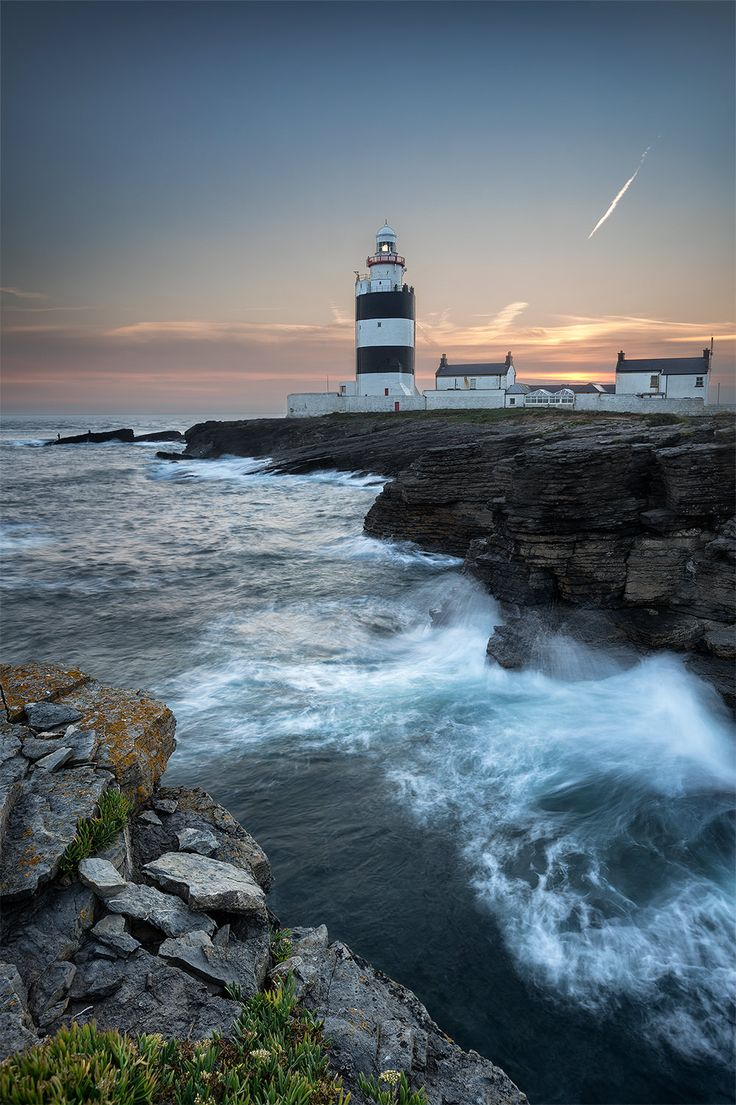 Hook Head Lighthouse, County Wexford, Ireland - Bryan ...
