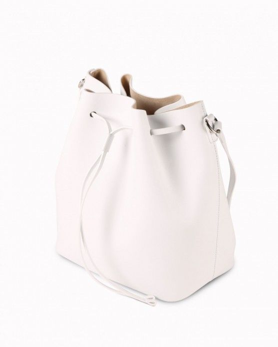 Bucket bag N°21  #N21 #bags #bucketbag #white #handbags #fashion #style #stylish #love #socialenvy #me #cute #photooftheday #beauty #beautiful #instagood #instafashion #pretty #girl #girls #styles #outfit #shopping
