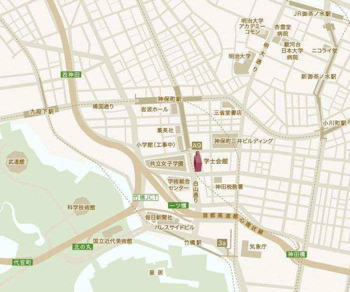 会場案内:第30回日本老年脳神経外科学会