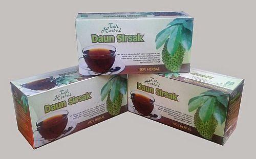 TEH DAUN SIRSAK - MASBI store