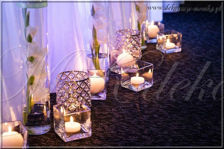 dekoracja światłem Wedding Decorations