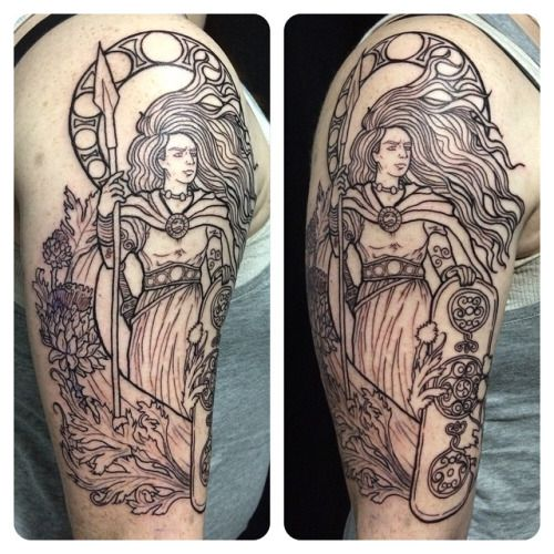 Scottish Warrior Tattoos: 1000+ Ideas About Celtic Warrior Tattoos On Pinterest