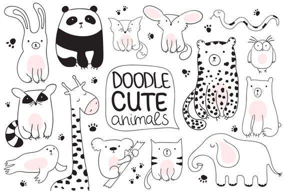 Pin On Animal Drawings