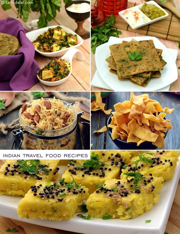 Indian Food To Carry While Travelling Abroad