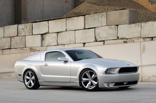'05' Mustang
