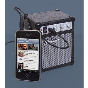 iPhone speaker docs - hope my son likes this birthday gift!
