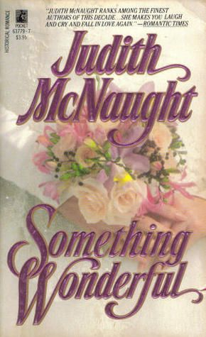 Cover for Something Wonderful by Judith McNaught