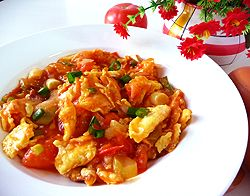 tomato eggs chinese recipe