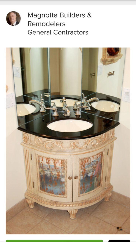 Best Antique Bathroom Vanity Images Onantique