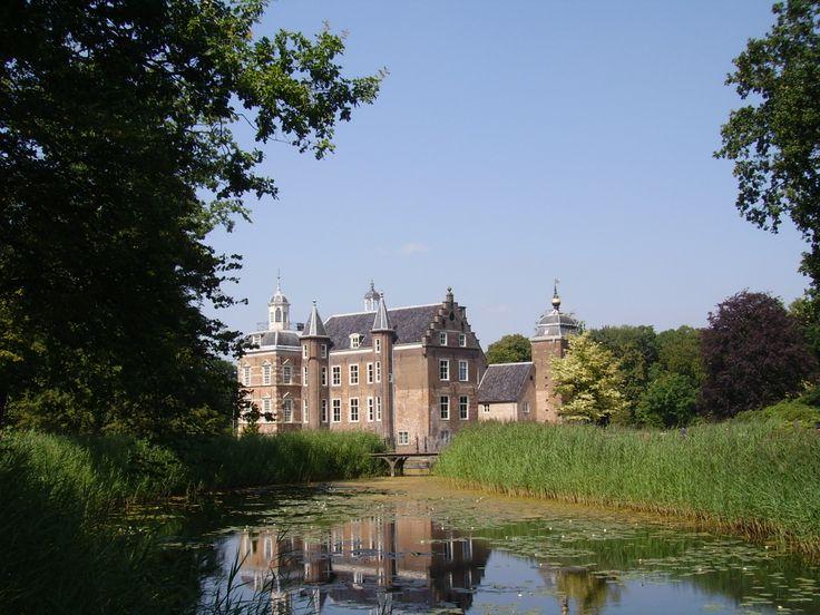 Landschapspark bij kasteel Ruurlo
