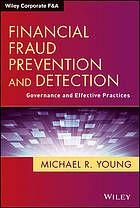 (eBook) Financial Fraud Prevention and Detection : Governance and Effective Practices by Michael R. Young