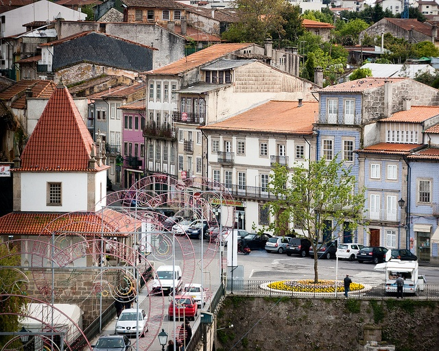 | ♕ |  Barcelos townscape - Braga, Portugal  | by © Jsome1