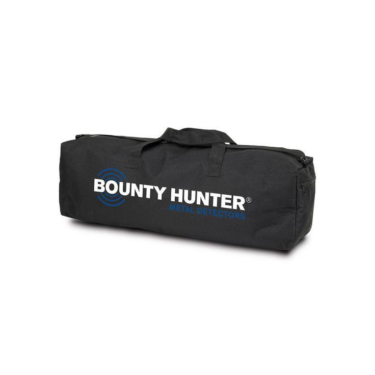 Bounty Hunter Metal Detector Carry Bag, Multicolor