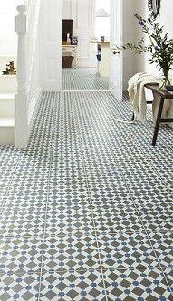 Topps Tiles Victorian tile