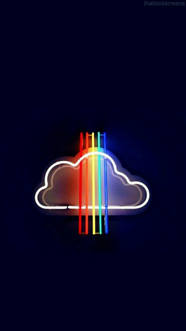 Cloud Fond D Ecran Arc En Ciel Fond D Ecran Telephone Fond D Ecran Colore
