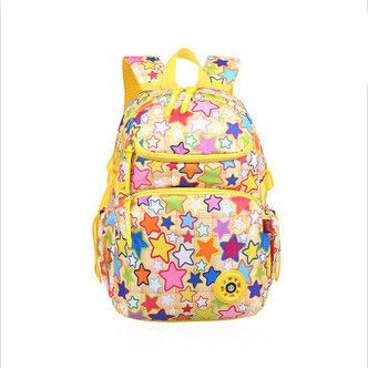 blue rainbow bag school bags for girls cute pink student bag for kids nice book bags children backpacks star printing backpack #Happy4Sales #L09582 #YLEY