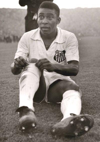 Pele best soccer player in history!!!