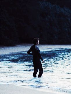 Finnick is one of my favorite characters. Not just because he's a hottie.