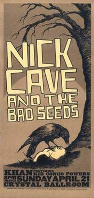 """'Nick Cave and the Bad Seeds' are a demanding group, especially as evidenced in their work of the last decade or so, difficult to look directly in the face and get a read on, and we're not really used to that type of complexity in pop music these days. """"Hold on to Yourself"""" is a song from their studio album """"Dig, Lazarus, Dig!!!"""", that was released in 2008."""