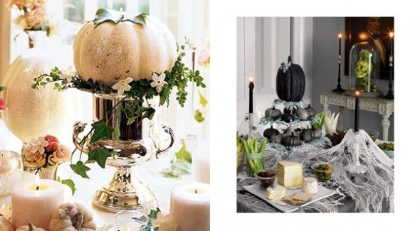 The 19 best images about Halloween Home Decor on Pinterest Shops - halloween decoration ideas home