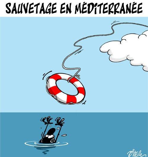 Caricature dilem du 22 avril 2015 : Toute l'actualité sur liberte-algerie.com