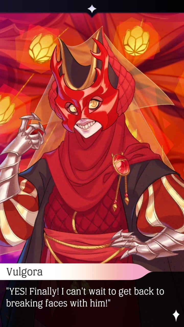 Vulgora The Arcana The Devil Chaptet