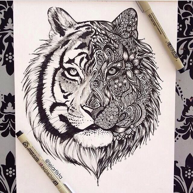 This reminds me of tigers curse <3