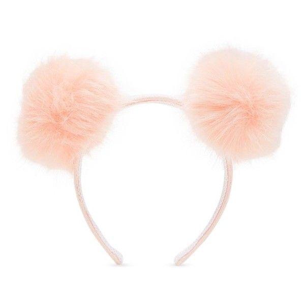 Cute Fashion Pink Sequin Headband