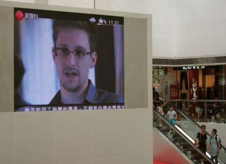 Edward Snowden : 21 demandes d'asile et des refus