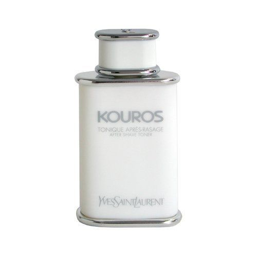 Kouros by Yves Saint Laurent for Men. Aftershave Toner 1.6 oz / 50 Ml by Yves Saint Laurent. $49.99. Aftershave Toner 1.6 Oz / 50 Ml for Men. All our fragrances are 100% originals by their original designers. We do not sell any knockoffs or immitations.. Kouros for Men Aftershave Toner 1.6 Oz / 50 Ml. Packaging for this product may vary from that shown in the image above. We offer many great sales and discounts making this fragrance cheaper than at department st...