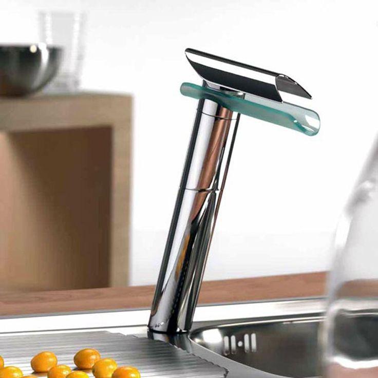 1000 idee su rubinetti lavello cucina su pinterest rubinetti del lavello grembiule per - Rubinetti x cucina ...