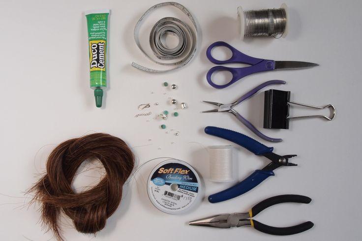 Horse Hair Bracelet - Horse Hair Bracelet Tutorial
