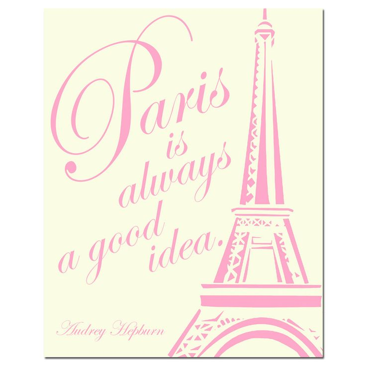 Always a Good Idea Audrey Hepburn Paris