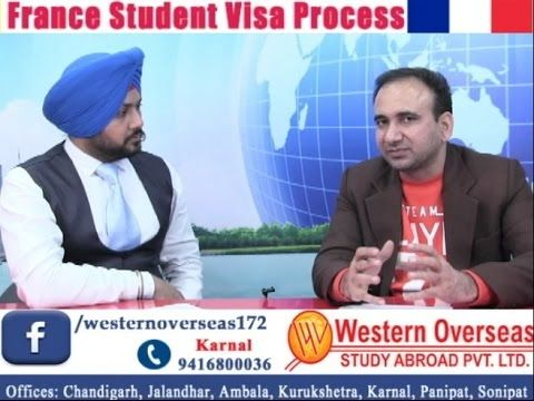 France Student Visa Requirements and Process 2017