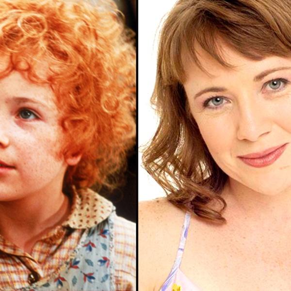 """Fotos de Así luce la niña de la famosa película """"Annie"""""""