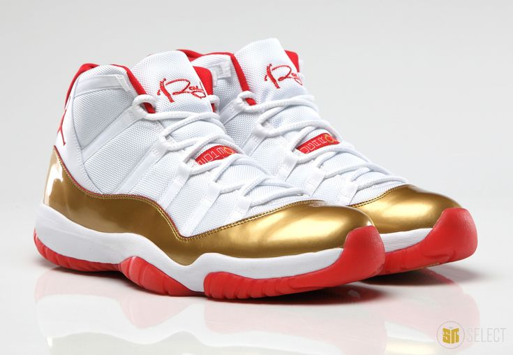 SELECT Exclusive: Ray Allens Air Jordan XI Two Rings Championship PE