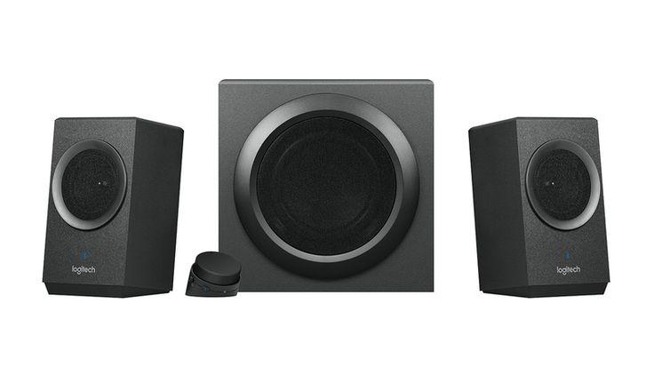 Logitech Z337 Bluetooth Speakers | Harvey Norman New Zealand