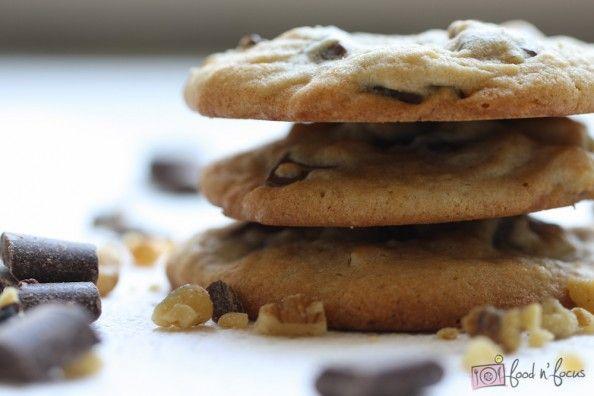 Banana Chocolate Chunk Cookies