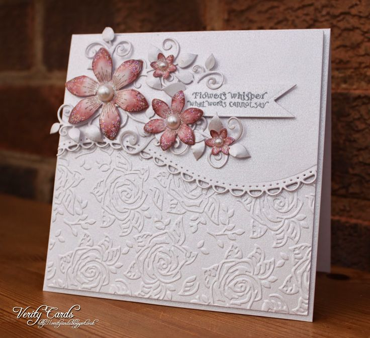 Flowers Whisper - Verity Cards
