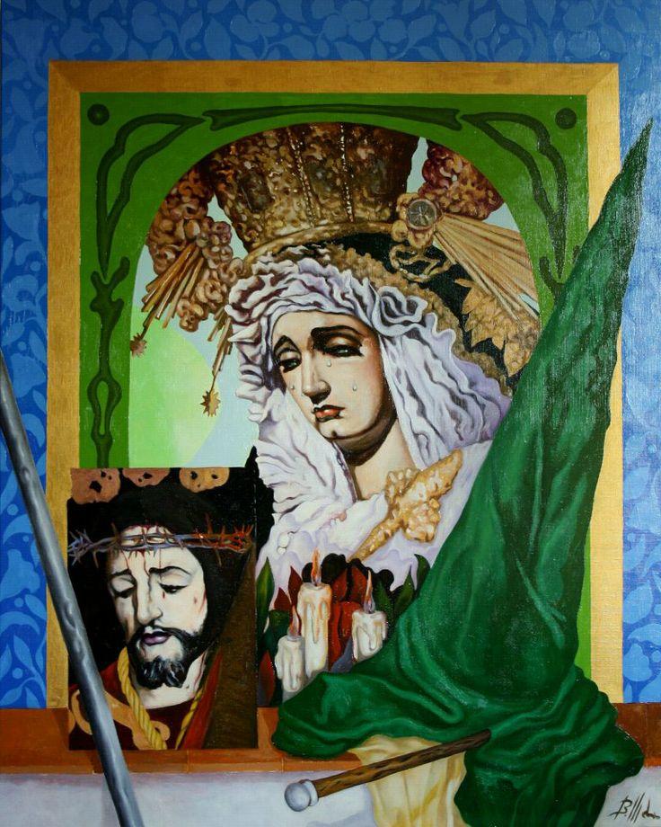 Jueves Santo, 2012. Autor:  Antonio Velda del Corral.